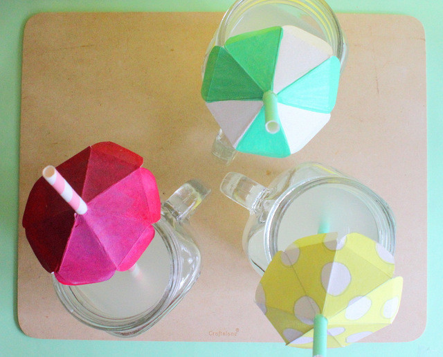 How-To: DIY Drink Umbrellas | Make | :516x640