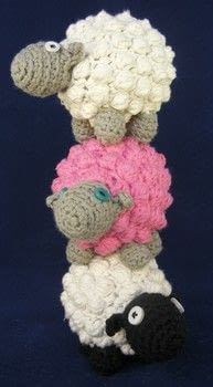 BAAAAAA!! .  Free tutorial with pictures on how to make a lamb / sheep plushie in 7 steps by crocheting with yarn, yarn, and stuffing. Inspired by sheep. How To posted by Just Add Crochet.  in the Yarncraft section Difficulty: Simple. Cost: Absolutley free.
