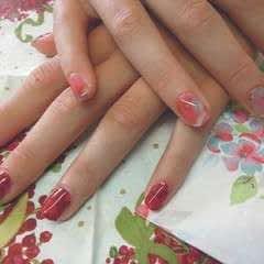 Napkin Nails