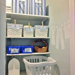 Laundry Area Organization