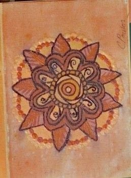 Mandalas and Zentangles  .  Paint a piece of watercolor art in under 30 minutes by creating and drawing with sheet, watercolor pencils, and paint. Creation posted by Carsmystical.  in the Art section Difficulty: Easy. Cost: Cheap.