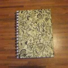 Notebook Cover Made Of Paper