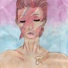 Pastel Bowie