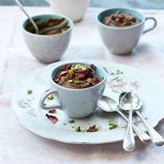 Turkish Delight Chocolate Mousse