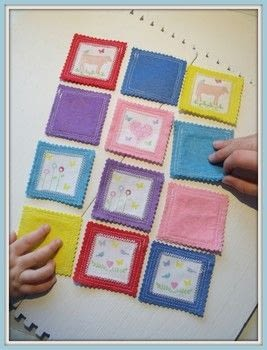 This summer`s sweetest game! .  Free tutorial with pictures on how to make a toy in under 60 minutes by sewing with felt, cotton fabric, and sewing machine. Inspired by for boys, for girls, and playroom. How To posted by Kajsa Kinsella.  in the Sewing section Difficulty: Easy. Cost: Absolutley free. Steps: 11