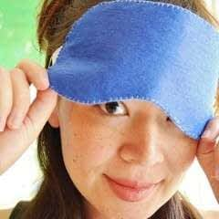 Felt Sleeping Mask
