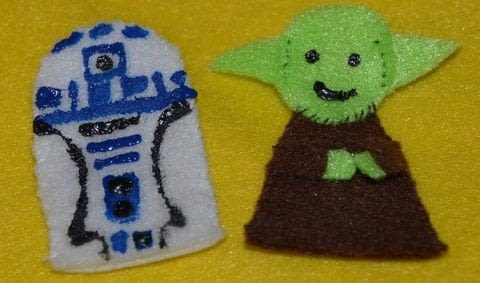 Star wars  .  Free tutorial with pictures on how to make a Yoda plushie in under 30 minutes by hand sewing with felt, thread, and needle. Inspired by star wars. How To posted by rhino1.  in the Sewing section Difficulty: Easy. Cost: Absolutley free. Steps: 3