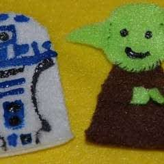 Star Wars Finger Puppet
