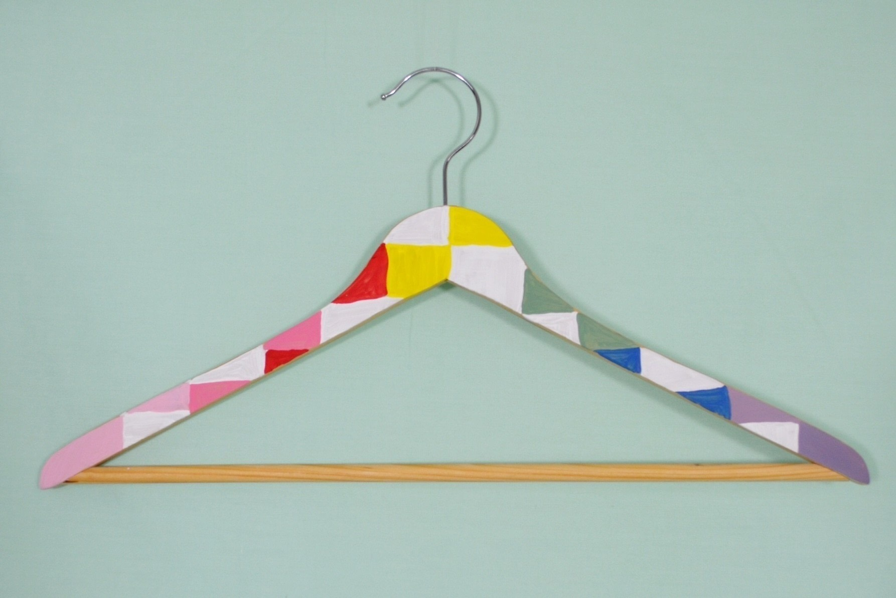 How to make clothes hangers · Craft tutorials and inspiration ...