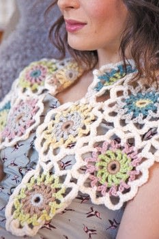 Granny Squares & Shapes .  Free tutorial with pictures on how to make a shawl in 5 steps by crocheting with yarn, merino, and crochet hook. How To posted by GMC Group.  in the Yarncraft section Difficulty: 3/5. Cost: 3/5.