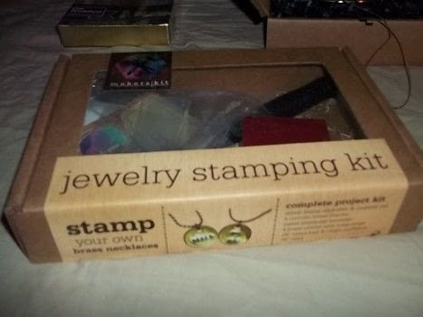 Jewelry stamping .  Free tutorial with pictures on how to stamp a stamped metal pendant in under 60 minutes using metal stamping kit. How To posted by Annap72.  in the Jewelry section Difficulty: 3/5. Cost: 3/5. Steps: 5