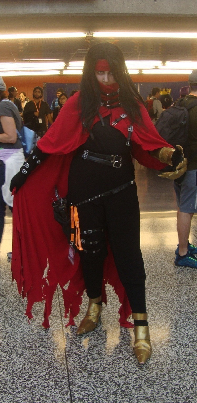 Vincent Valentine Cosplay 183 A Full Costume 183 Other On Cut