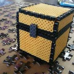 Perler Bead Chest