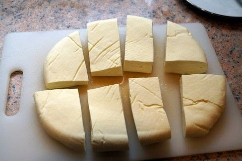 Using a kit to make delicious halloumi cheese .  Make a cheese in under 180 minutes by cooking with kit and milk. Creation posted by Jane W.  in the Recipes section Difficulty: Easy. Cost: 3/5.