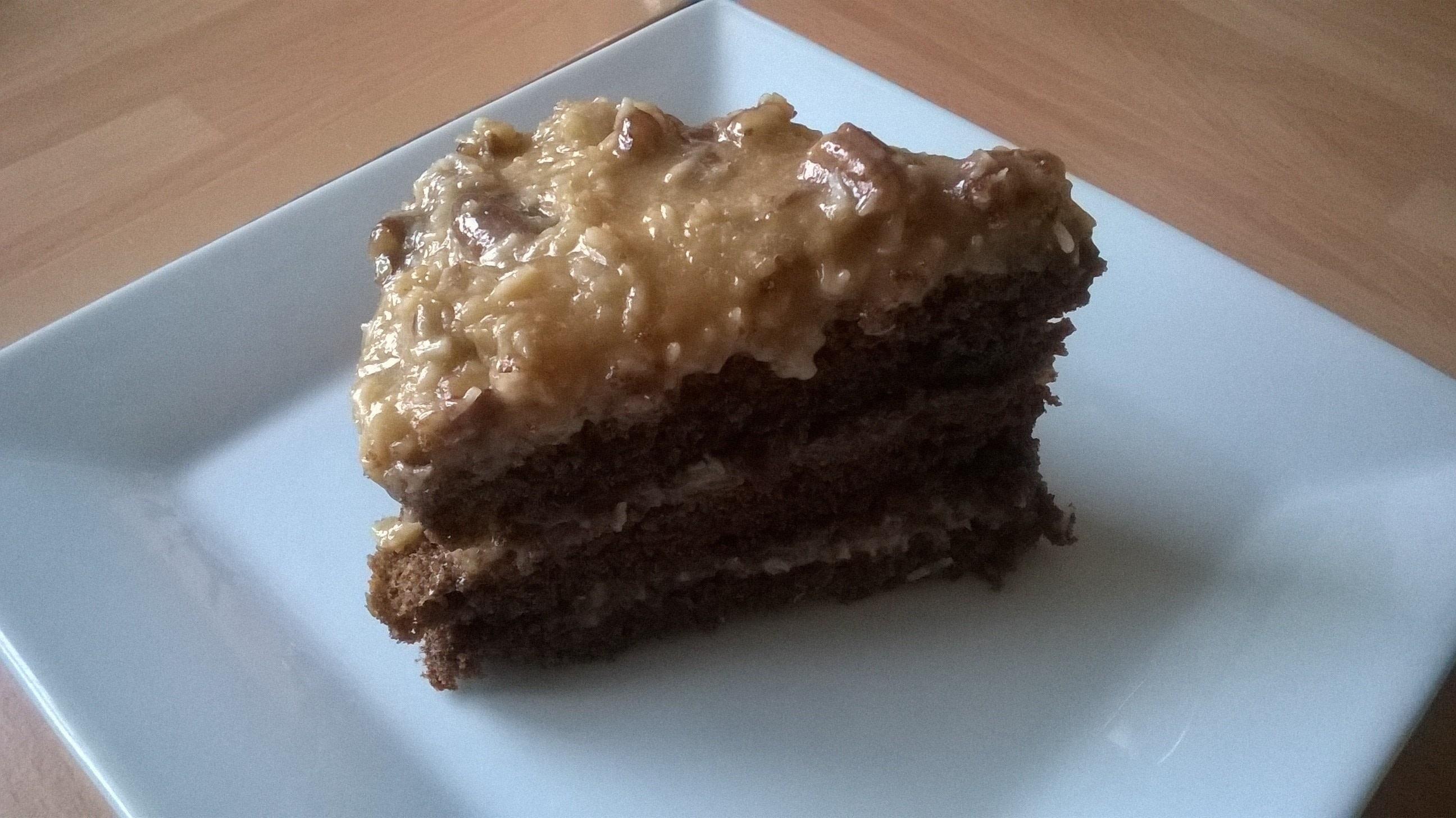 German Chocolate Cake Cost