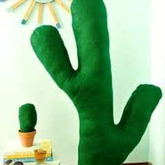 Make A Giant Cactus