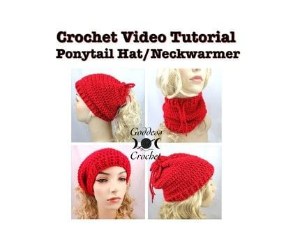 Medium 110629 2f2015 08 26 060141 crochet video tutorial ponytail hat neckwarmer crochet pattern goddess crochet