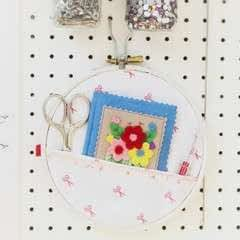 Embroidery Hoop Sewing Kit