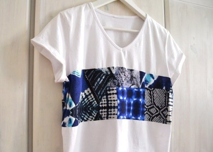 Pinterest Inspired Upcycling T Shirt 183 How To Make A