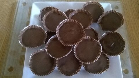 .  Free tutorial with pictures on how to make a peanut butter cup in under 20 minutes by cooking with chocolate, brown sugar, and icing sugar. Recipe posted by Super Madcow.  in the Recipes section Difficulty: Easy. Cost: Cheap. Steps: 6