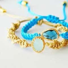 Classy Macrame Bracelets!