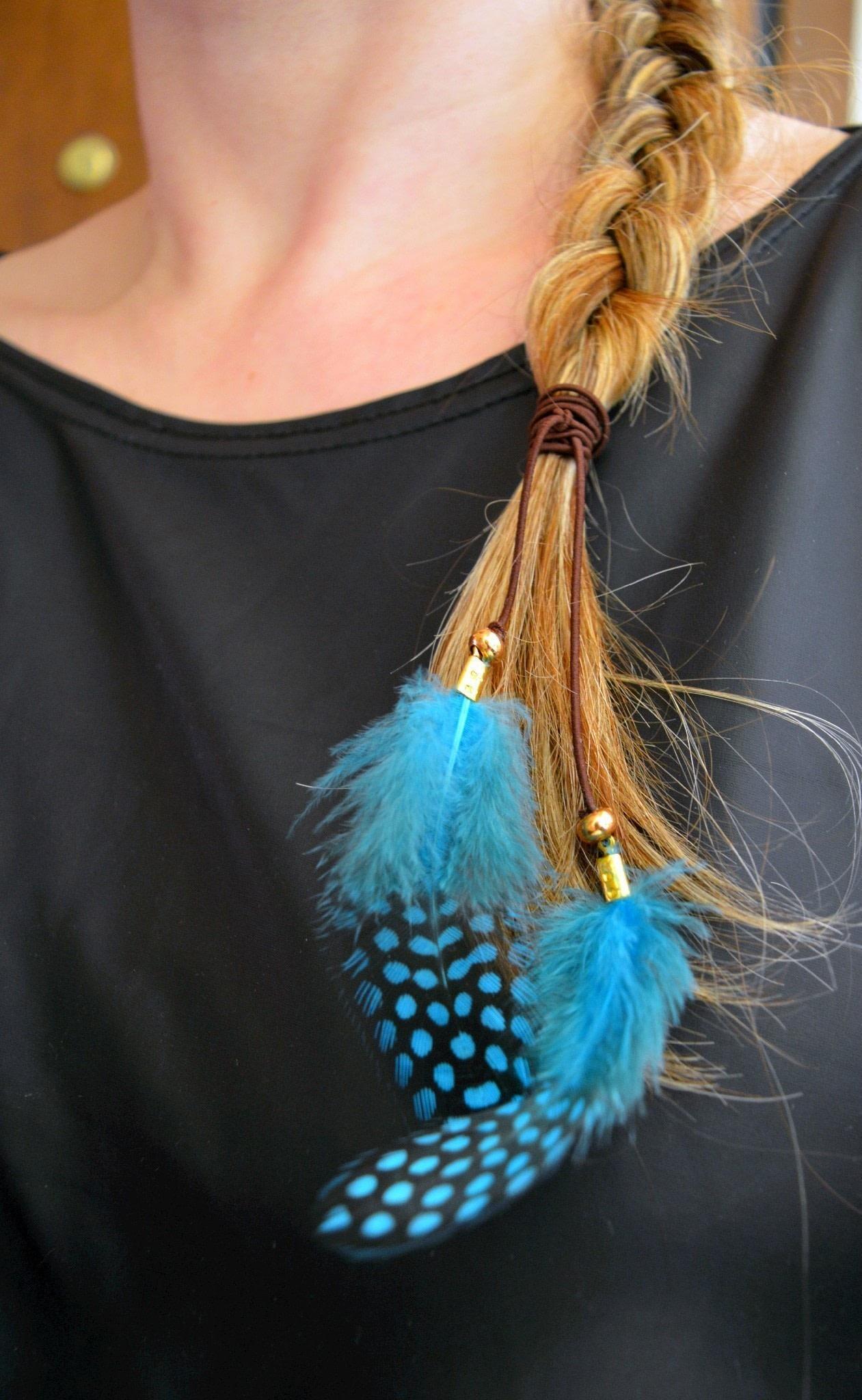 Elastic Cord Hair Ties