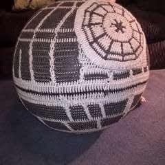 Crochet Deathstar