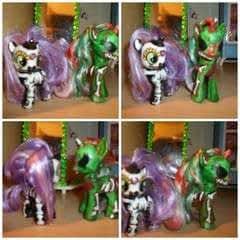 Zombie Ponies