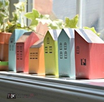 .  Free tutorial with pictures on how to sculpt a wood model in under 30 minutes by decorating with wood, marker, and paintbrush. How To posted by Shelly @ 100Things2Do.ca.  in the Home + DIY section Difficulty: Easy. Cost: No cost. Steps: 6