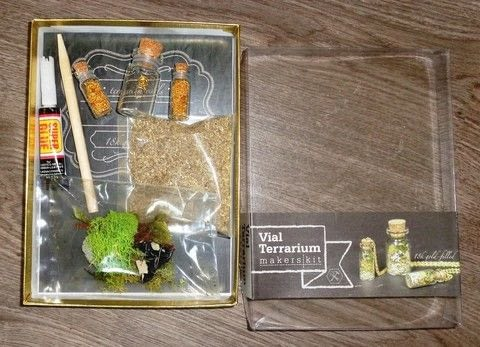 Makers kit Jewelry stamping kit & Vial Terrarium Windchime .  Free tutorial with pictures on how to make chimes in under 120 minutes using jewelry stamping kit, vial, and bottle. How To posted by Recycled Miracles.  in the Art section Difficulty: 3/5. Cost: No cost. Steps: 7