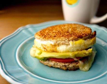 Crazy for Breakfast Sandwiches .  Free tutorial with pictures on how to cook an avocado toast sandwich in under 15 minutes by cooking with egg, bread, and tomato. Recipe posted by Ulysses Press.  in the Recipes section Difficulty: Simple. Cost: Cheap. Steps: 4