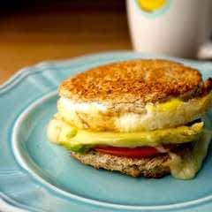 So Cal Avocado Sandwich
