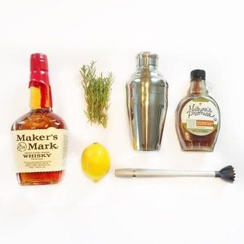 Warm up to Fall with this yummy twist on the whiskey sour. .  Free tutorial with pictures on how to mix a Whiskey Sour in under 5 minutes by mixing drinks with bourbon, lemon juice, and maple syrup. Recipe posted by Becky F.  in the Recipes section Difficulty: Easy. Cost: Cheap. Steps: 3