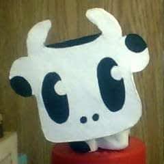 Bobble Head Cow