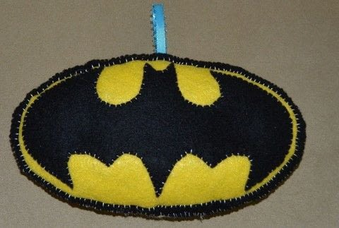 Batman .  Make a character plushie in under 45 minutes using felt, thread, and needle. Inspired by batman. Creation posted by rhino1.  in the Sewing section Difficulty: Simple. Cost: Cheap.