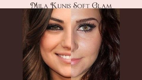 .  Free tutorial with pictures on how to create a natural eye makeup in under 25 minutes by applying makeup with eyeshadow. Inspired by mila kunis. How To posted by Krimzinart.  in the Beauty section Difficulty: Simple. Cost: No cost. Steps: 1