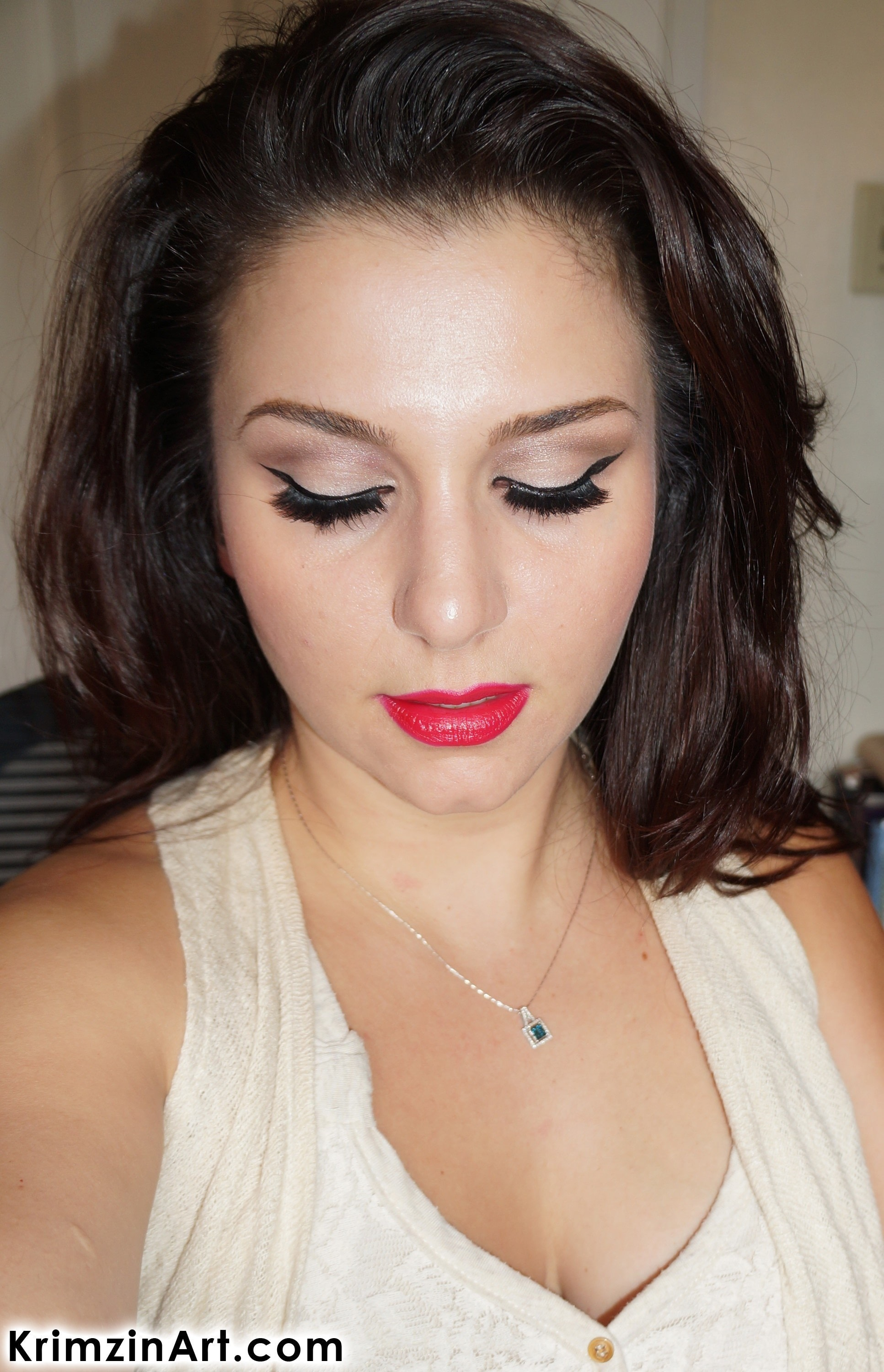 Christina Aguilera Your Body Makeup How To Create A Smokey Eye