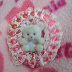 Teddy Bear Ornament