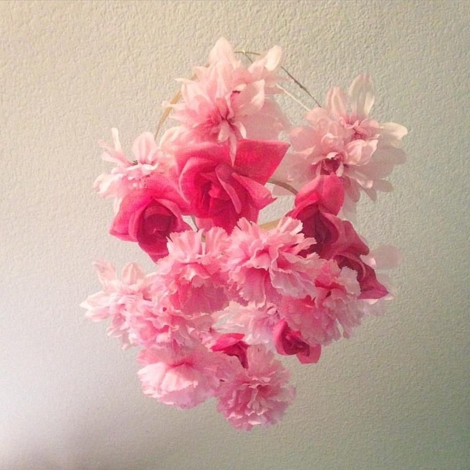 Diy flower chandelier how to make a mobile home diy on cut out diy flower chandelier how to make a mobile home diy on cut out keep arubaitofo Image collections