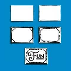 Make Your Own Mini Frames