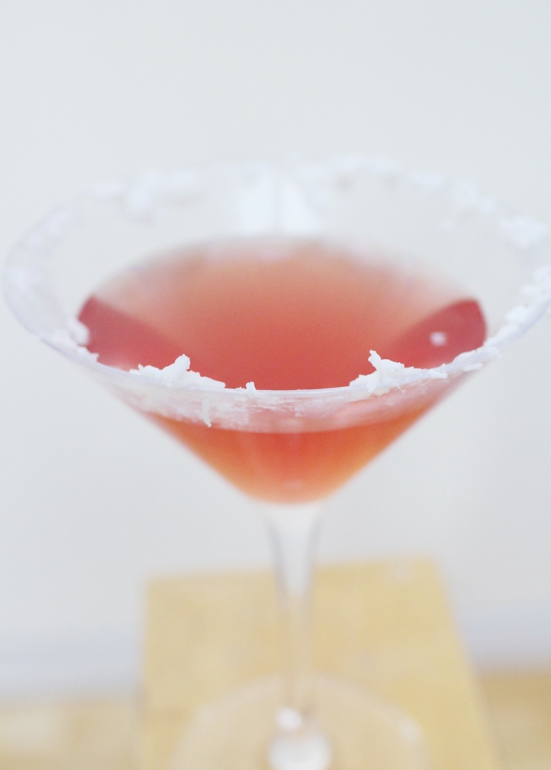 Coconut Cosmo · How To Mix A Cosmopolitan Cocktail · Recipes