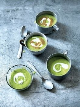 The Naked Diet .  Free tutorial with pictures on how to cook avocado soup in under 20 minutes by cooking with avocado , garlic cloves, and spring onions. Recipe posted by Quadrille.  in the Recipes section Difficulty: Simple. Cost: Cheap. Steps: 2