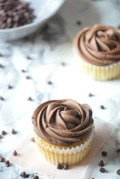 .  Free tutorial with pictures on how to bake a vanilla cupcake in under 20 minutes by cooking and baking with oil, sugar, and vanilla. Inspired by chocolate. Recipe posted by Ana F.  in the Recipes section Difficulty: Easy. Cost: Absolutley free. Steps: 3