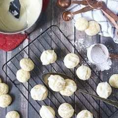 Yogurt Cookies