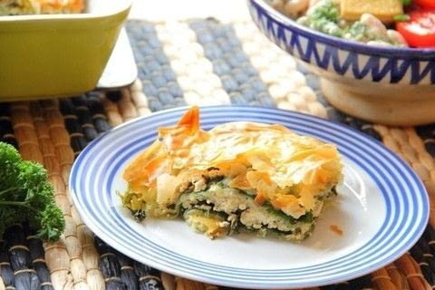 .  Free tutorial with pictures on how to cook a tofu / quorn dish in under 60 minutes by cooking with filo pastry, spinach, and mint. Inspired by vegetarian and vegan. Recipe posted by TheTofuDiaries.  in the Recipes section Difficulty: 3/5. Cost: 3/5. Steps: 6