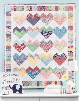 Quilts Made with Rulers .  Free tutorial with pictures on how to make a patchwork quilt in 6 steps by sewing and patchworking with fabric, fabric, and backing fabric. How To posted by Search Press.  in the Sewing section Difficulty: 3/5. Cost: 3/5.
