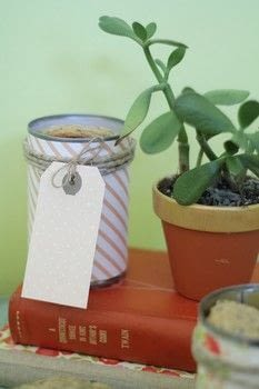 Learn how to make this cute gift for a new neighbor or friend .  Free tutorial with pictures on how to make a cookie jar in under 5 minutes using ribbon, scrapbook paper, and cookies. How To posted by Suzie S.  in the Decorating section Difficulty: Easy. Cost: Absolutley free. Steps: 3