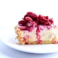 Perfect Go To Lemon Cheesecake