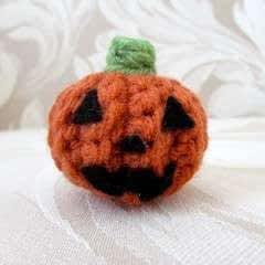 Crochet Jack O' Lantern