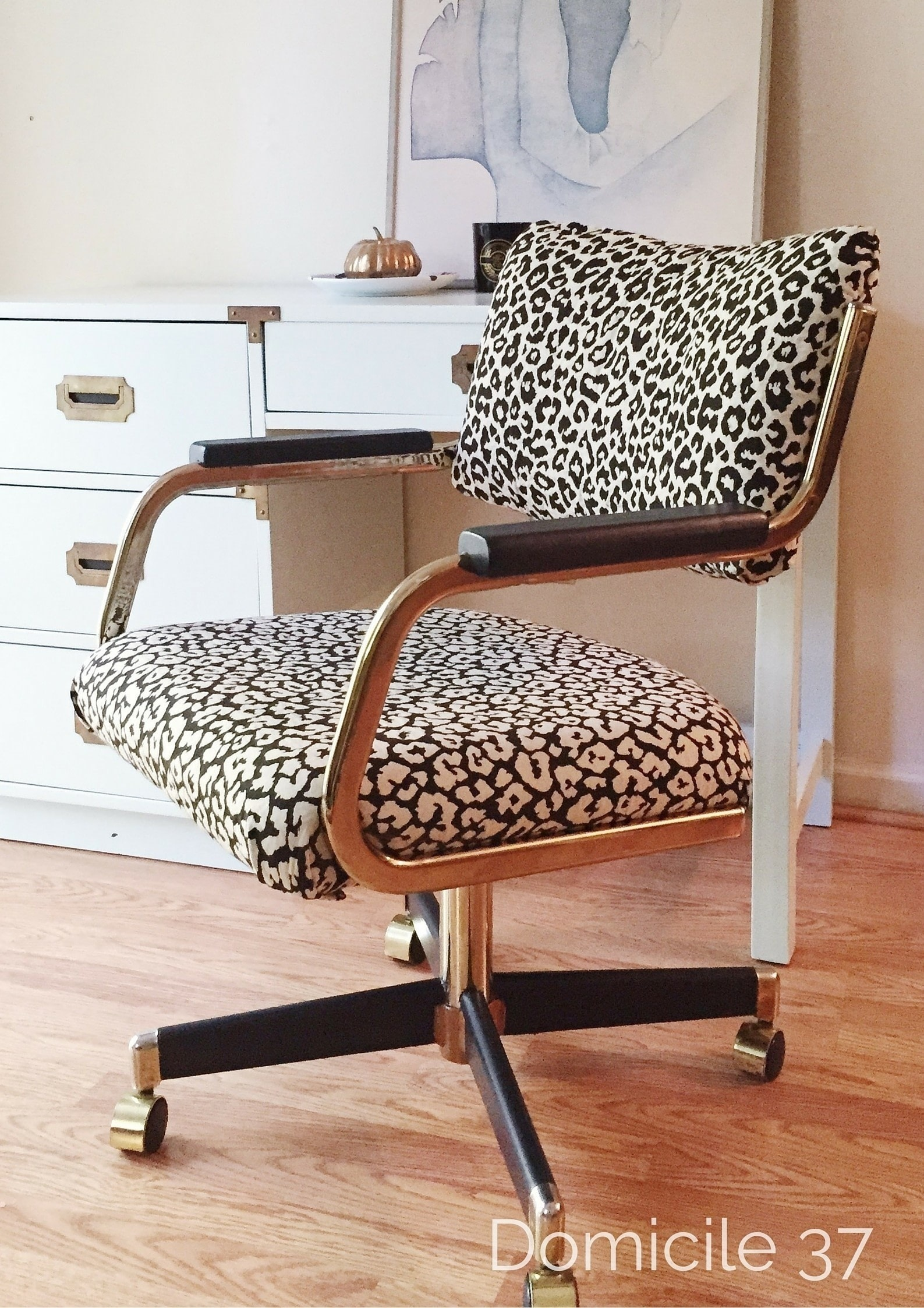 How To Reupholster A Cantilever Chair · How To Make A Chair · Home